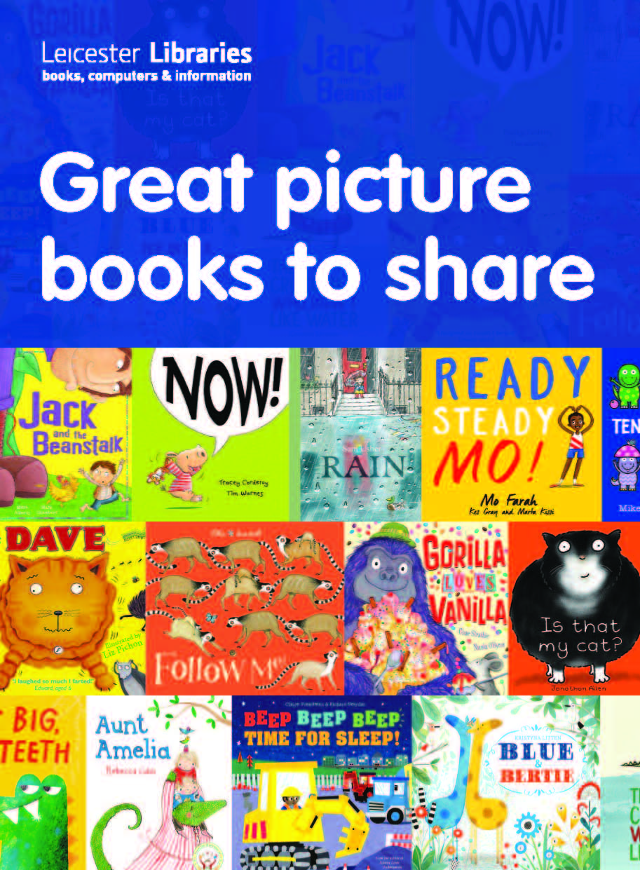 Great picture books to share
