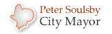 Peter Soulsby City Mayor